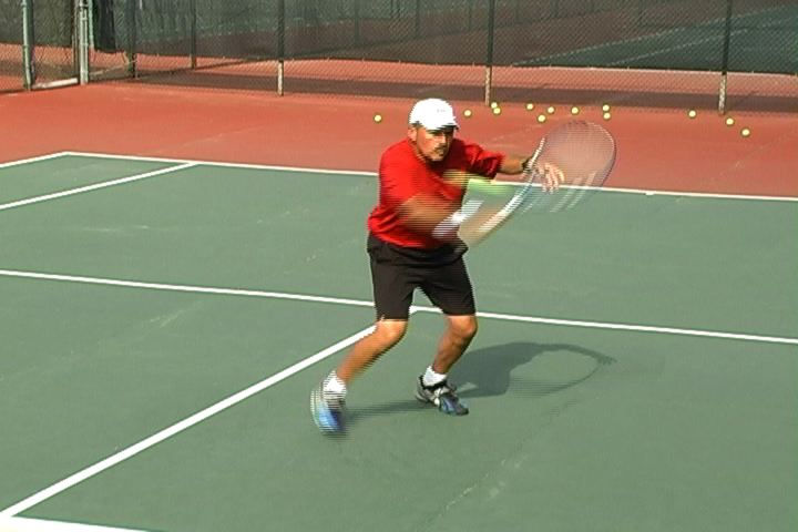 Volleys-What's In Your Footwork?(Video)